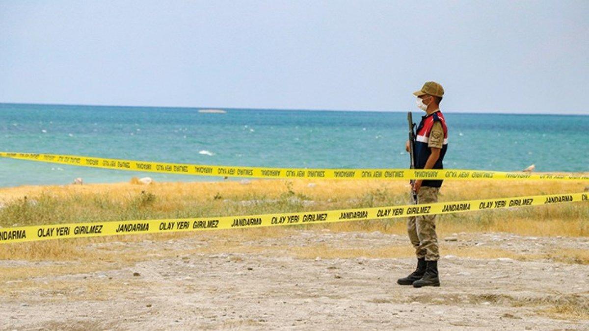 Van Gölü'nde can kaybı 39'a yükseldi