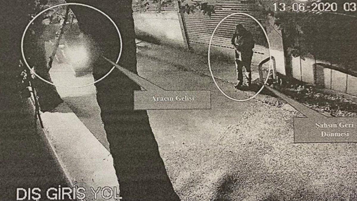 Ozan Güven'in şiddet dosyasında yeni görüntüler-VİDEO