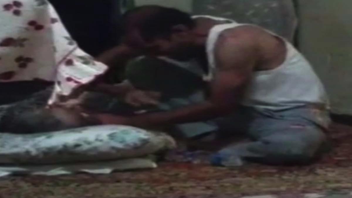 Yatalak annesine işkence yaptığı iddia edilen adam serbest bırakıldı