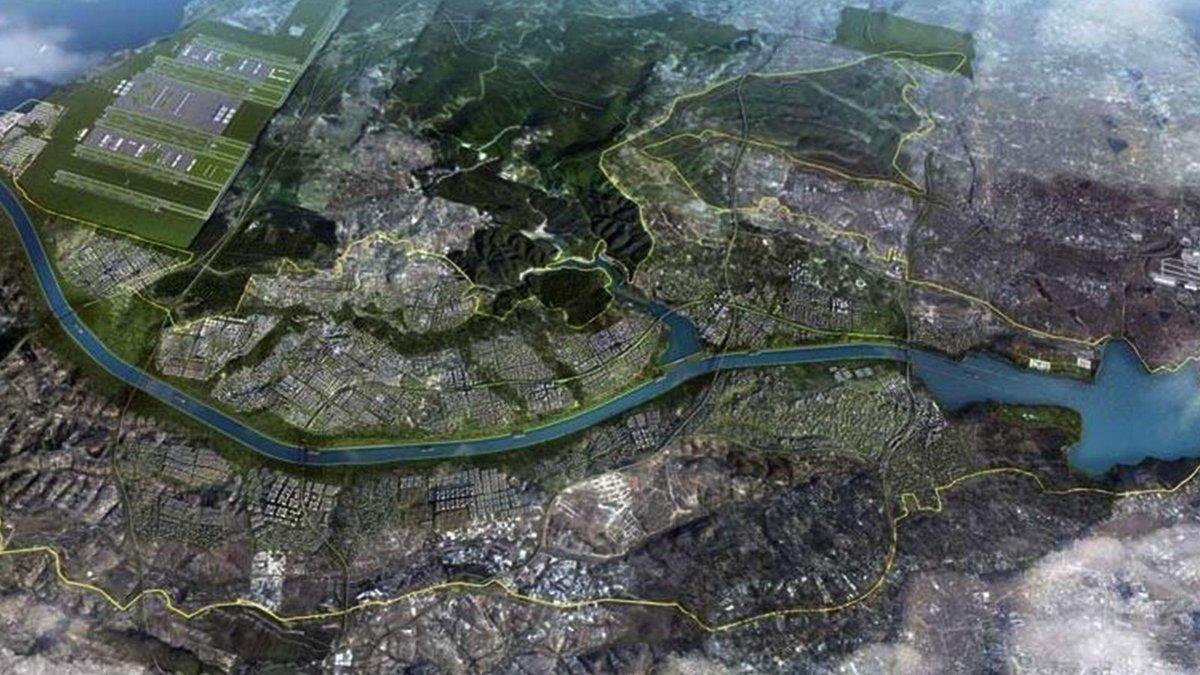 Kanal İstanbul projesiyle 10 bin hektar tarım alanı kaybedilecek
