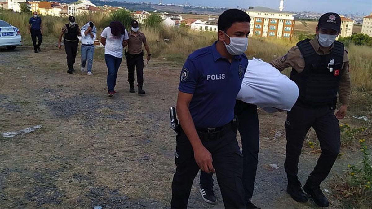 İstanbul'da bir tuhaf hırsızlık olayı