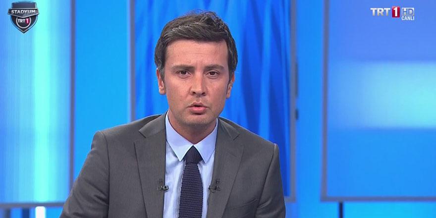 Trt Spor Spikeri Ersin Duzen In Aldigi Maas Ortaya Cikti