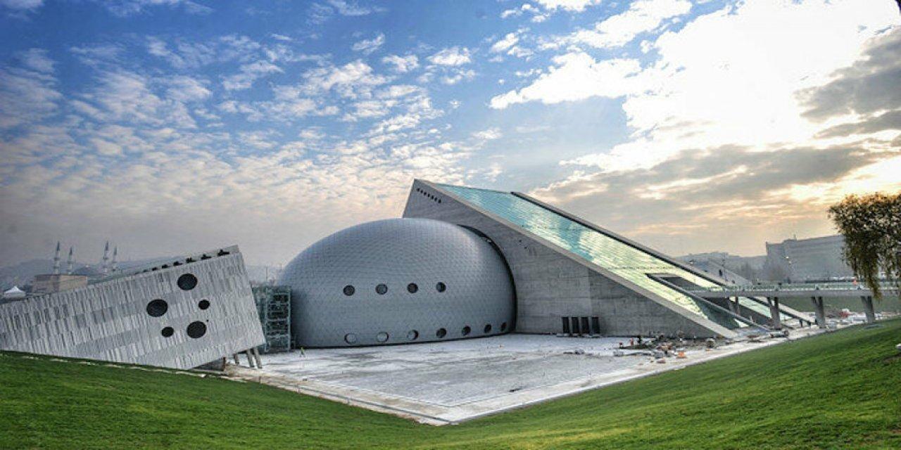 Cumhurbaşkanlığı Senfoni Orkestrası'nın yeni binası açılıyor