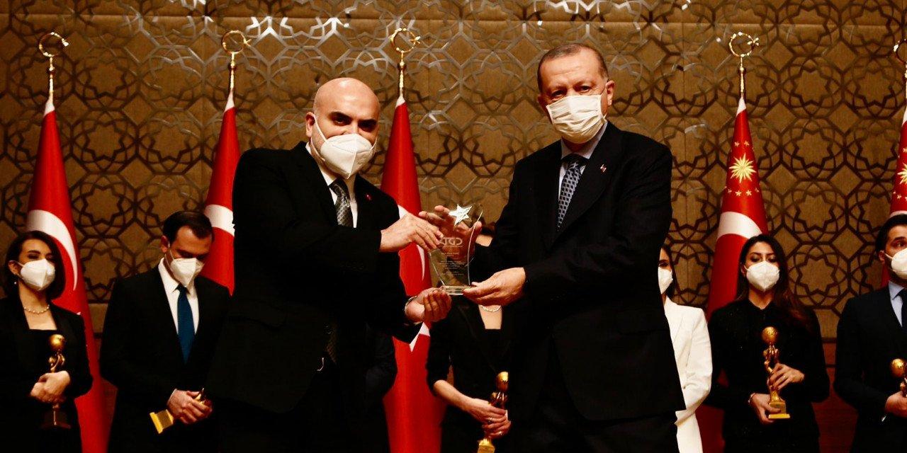 """Murat Kapki, Cumhurbaşkanı Erdoğan'la fotoğraf vermek için sponsorlukla sızdı"""" iddiası"""