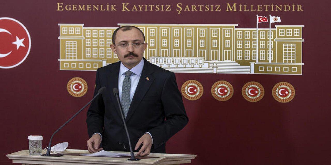 AKP Grup Başkanvekili Mehmet Muş'tan flaş açıklamalar