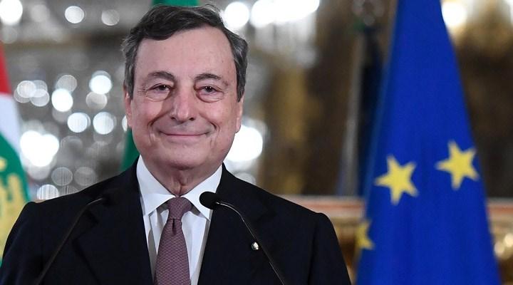 İtalya Başbakanı Draghi Erdoğan'a 'diktatör' dedi