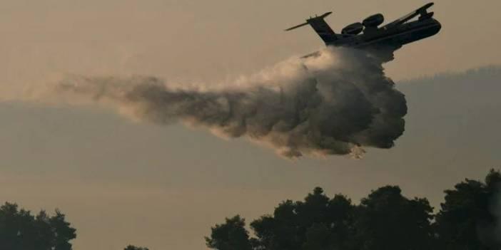 Avión de bomberos se estrella en Grecia