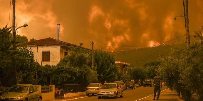 Grecia sigue ardiendo: no se puede controlar