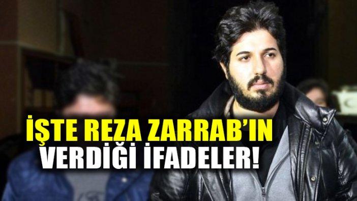 Duruşma sona erdi: İşte Reza Zarrab'ın duruşmada verdiği ifadeler...