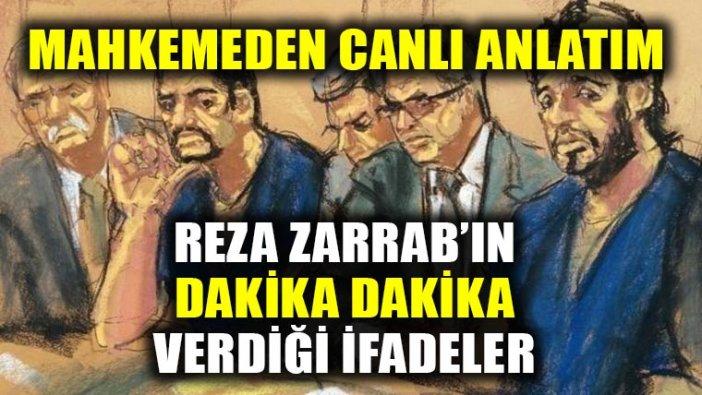 Reza Zarrab'ın ifadelerinde üçüncü gün