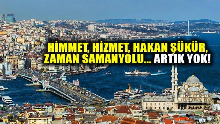 İstanbul'da FETÖ çağrışımı yapan sokak isimleri değiştirildi!