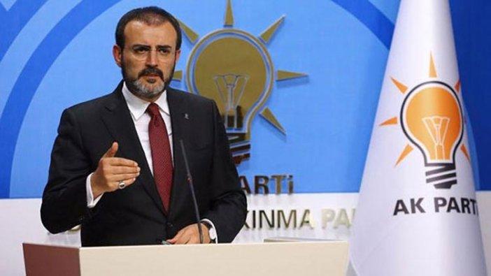 AKP'den Kılıçdaroğlu'nun sözlerine ilk tepki