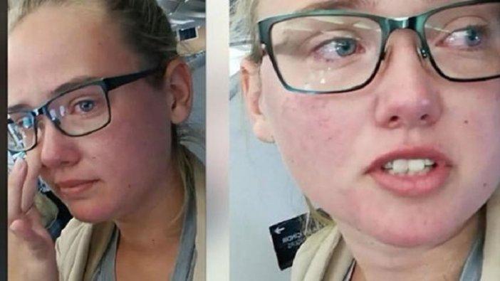İsveçli aktivist THY uçağını durdurdu: Onu ölüme göndermeyin!