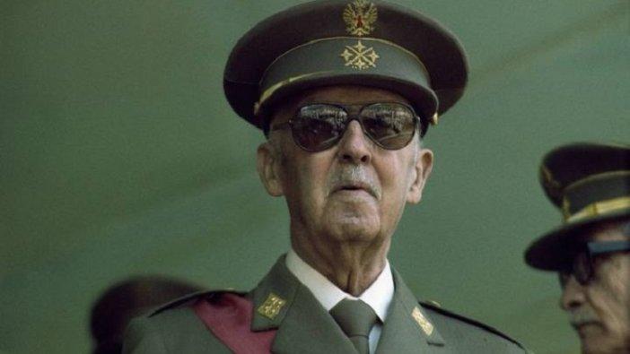 Diktatör Franco'nun kemikleri mezarından çıkarılacak