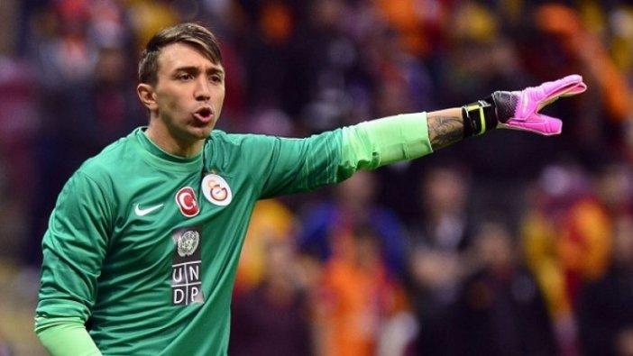 Muslera'dan Galatasaray'a kötü haber