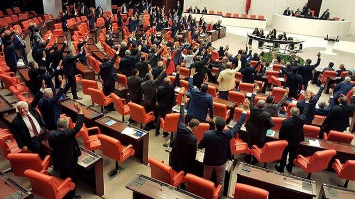 Andımız önergesi AKP ve HDP oylarıyla reddedildi!