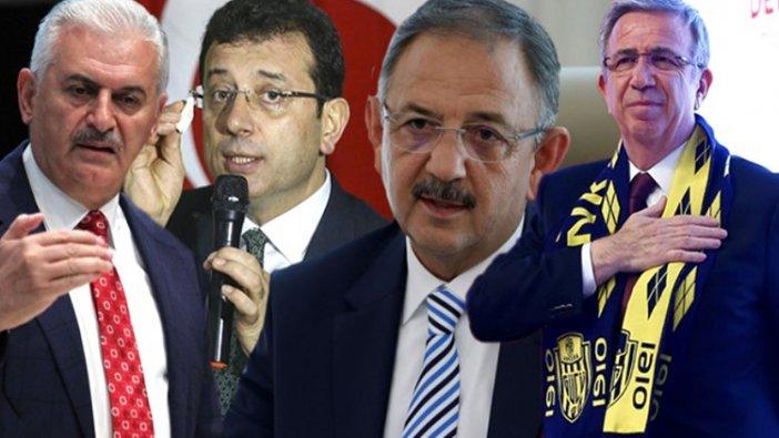 İstanbul ve Ankara anketinde çarpıcı sonuçlar!