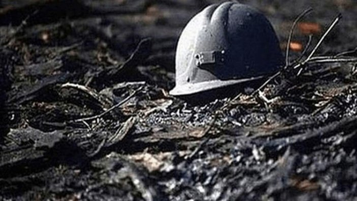 Madende göçük: 1 işçi mahsur kaldı