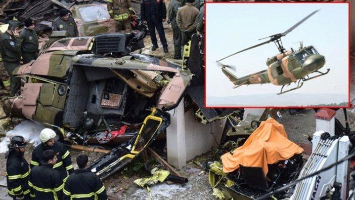 Yine aynı helikopter... ABD kullanmama kararı almıştı!