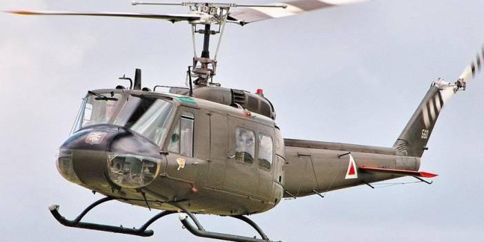 UH 1 tipi helikopter nedir?