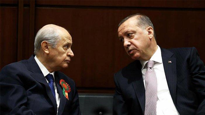 Saray ittifakında MHP itirafı: AKP kötü durumda!