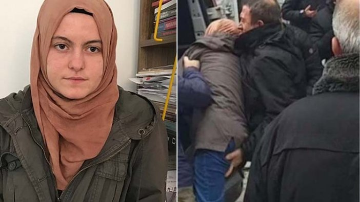 Polisin tacizine uğrayan genç kadın konuştu