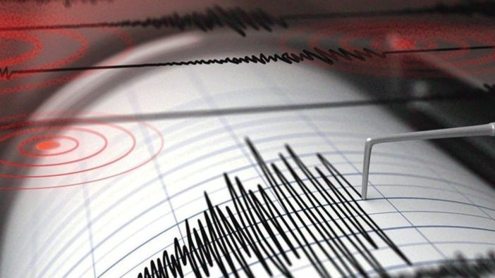 Marmara Bölgesi'nde 5.5 büyüklüğünde deprem!