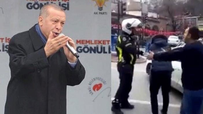 Erdoğan'dan anket açıklaması!