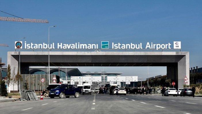 İstanbul Havalimanı ortaklık yapısı değişiyor