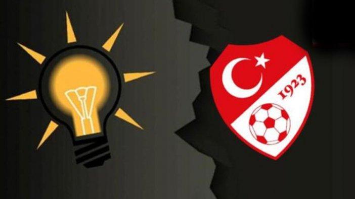 Demirören'in federasyonundan AKP için seçim şikesi