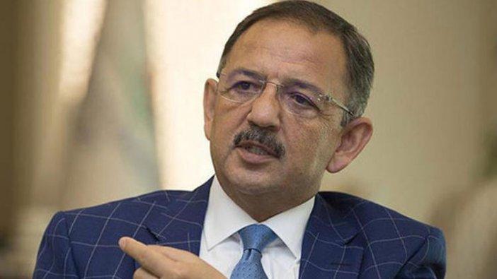 Mehmet Özhaseki: Tayyip Bey izin verirse...