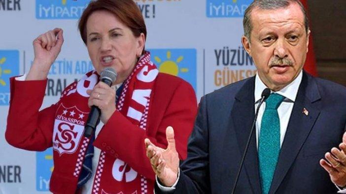 Erdoğan, Akşener için harekete geçti