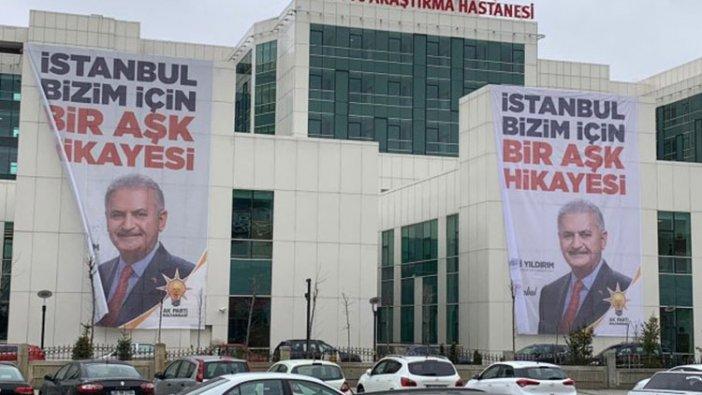 AKP yasak dinlemiyor: Hastaneler bile siyasete teslim