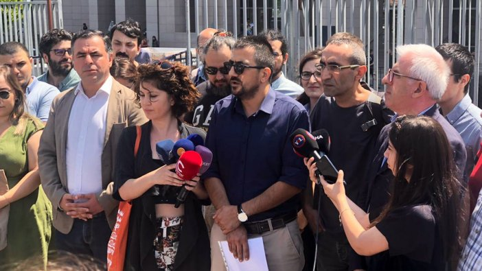 Türkiye Gazeteciler Sendikası'ndan SETA raporu hakkında suç duyurusu