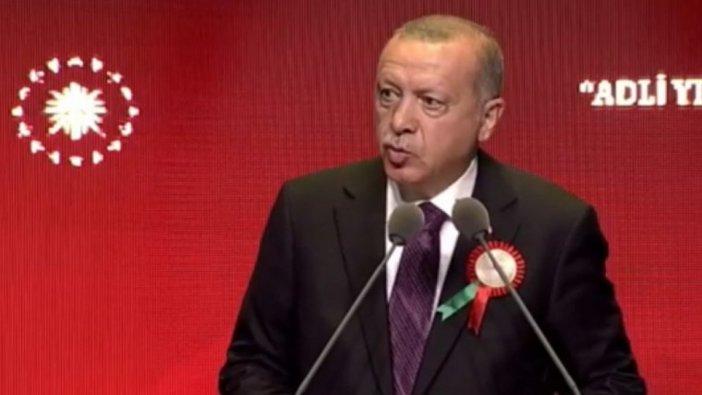 Erdoğan, baroları hedef aldı