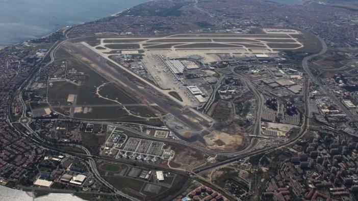 Atatürk Havalimanı yıkılıyor...