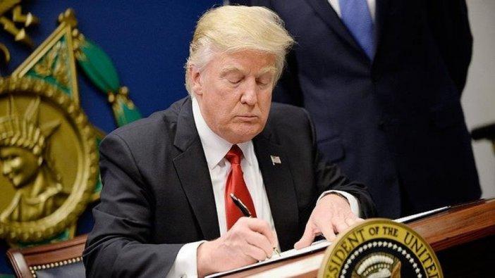 Trump, petrol sahaları için yapılacak operasyona onay verdi