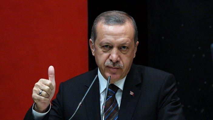 Erdoğan: Emekli maaşları insani düzeyde