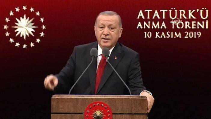Erdoğan: Cumhuriyetimize en büyük katkıyı başında bulunduğum hükümetler yapmıştır