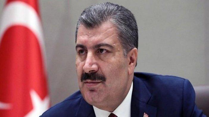 Sağlık Bakanı Koca, 'Menzil' sorusuna cevap vermedi