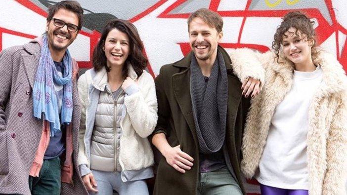 Beren Saat'in başrol oynadığı Netflix dizisi Atiye'nin fragmanı yayınlandı