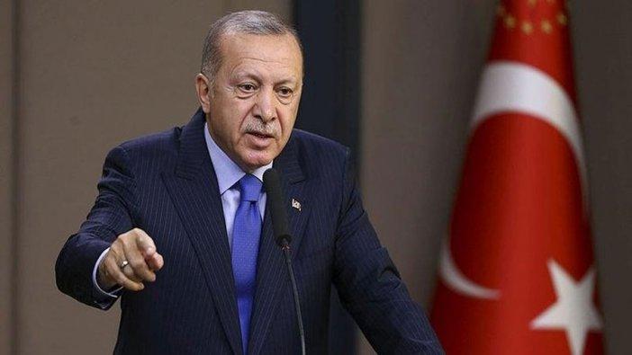 Erdoğan'dan 'Saray'a giden CHP'li' haberi hakkında ilk açıklama