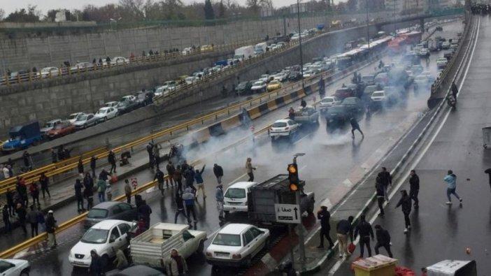 Af Örgütü: İran'daki protestolarda 106 kişi yaşamını yitirdi
