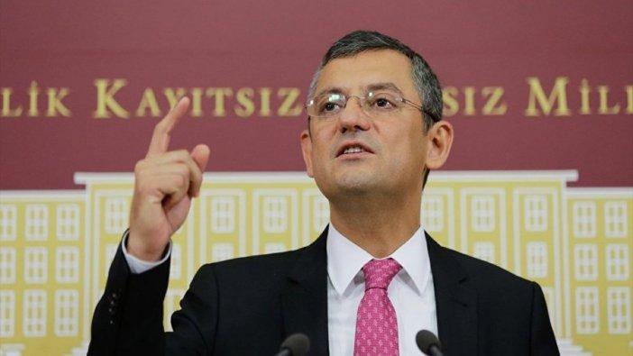 Özgür Özel, Kanal İstanbul referandumu için tarih verdi