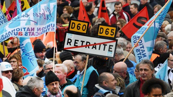 Fransa'da genel grev: Özgürlükler istenmez alınır