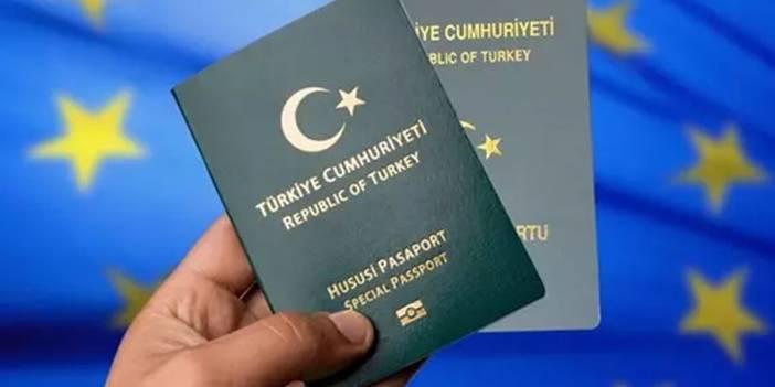 Yeşil ve gri pasaportlulara kötü haber