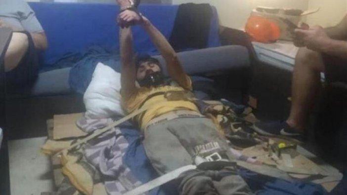Türk gemisinde cinayet: Kaptan öldürüldü