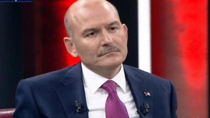 İçişleri Bakanı 'Kanal İstanbul için referandum olacak mı?' sorusuna yanıt verdi