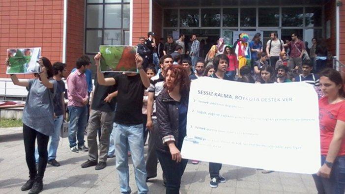 İstanbul Üniversitesi'nin ardından Yıldız Teknik Üniversitesi'nde de yemekhane zammı