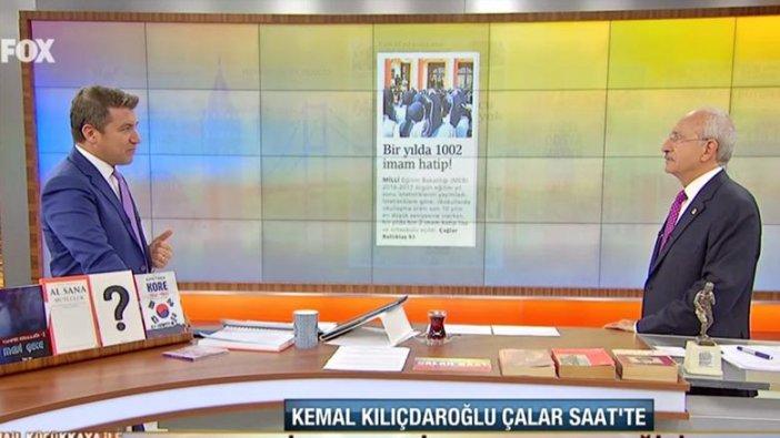 Kemal Kılıçdaroğlu Akşener'in partisi hakkında açıklamalarda bulundu